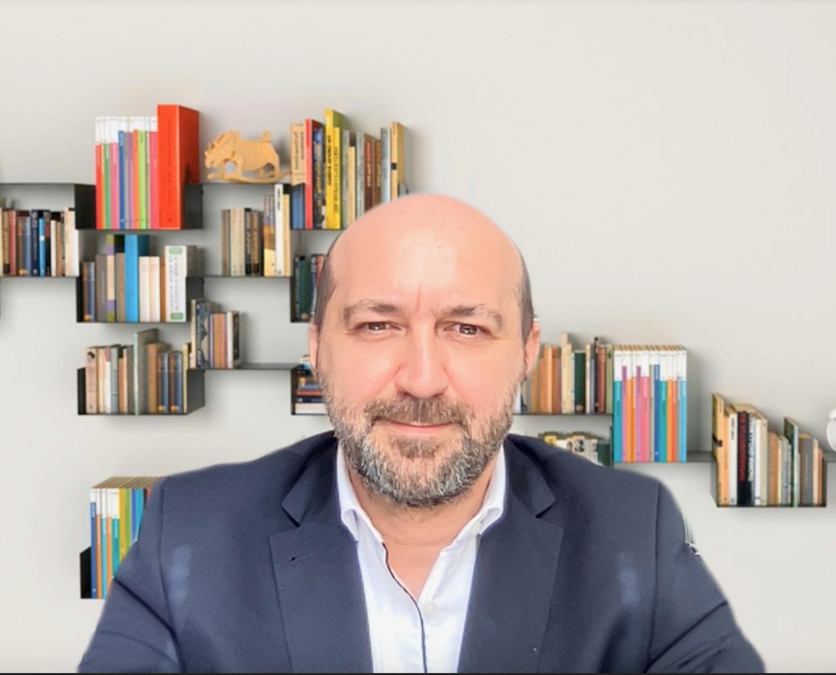 Luis de Miranda books